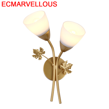 Industrieel Dressing Table Modern Industrial Decor Crystal Wandlamp Applique Murale Luminaire LED Aplique Luz Pared Wall Lamp