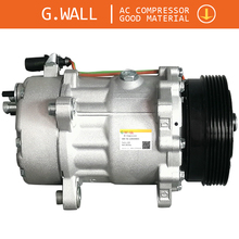 AC Compressor For Car Audi A3 TT  Skoda Octavia VW Golf Polo Bora Caddy New Beetle Seat 1J0820803F 1J0820803K