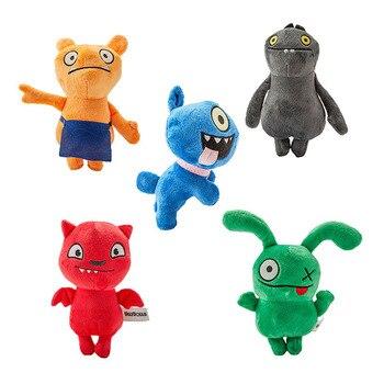 18 CM 5pcs/lot Uglydoll Plush Toy Institute of Perfection Uglydog Soft Stuffed Plush Dolls Ugly Doll Christmas Children Gift 1