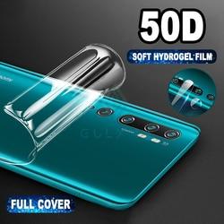На Алиэкспресс купить стекло для смартфона 2-in-1 hydrogel film for xiaomi mi 9 t a2 a3 lite premium camera protector glass on redmi note 7 8 9 pro k20 k30 telefone film