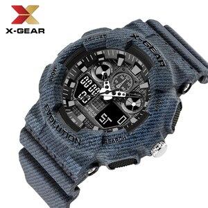 X-GEAR Fashion Sport Watch Men
