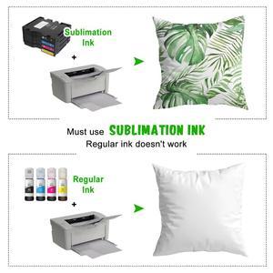 Image 3 - A4 승화 열전달 종이 100G 폴리 에스테 t 셔츠 방석 직물을위한 10 장 전화 상자 인쇄 디자인