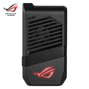 Original AeroActive Cooler 3 Cooling Fan For ASUS ROG Phone 3 Case LED Lighting Armor Case Tempered Glass Screen Protection