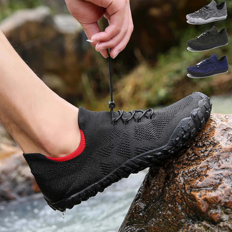 Summer Men/'s Beach Water Shoes Quick Drying Casual Outdoor Fishing Wading Shoes