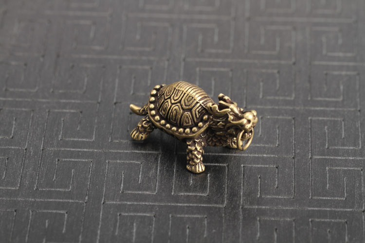 Dragon Turtle Keychains Pendants  (9)