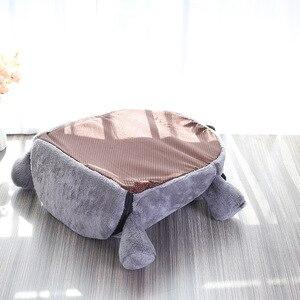 Image 5 - CAWAYI KENNEL 부드러운 애완 동물 집 개 침대 개 고양이 작은 동물 제품 Cama Perro Hondenmand Panier Chien Legowisko Dla Psa