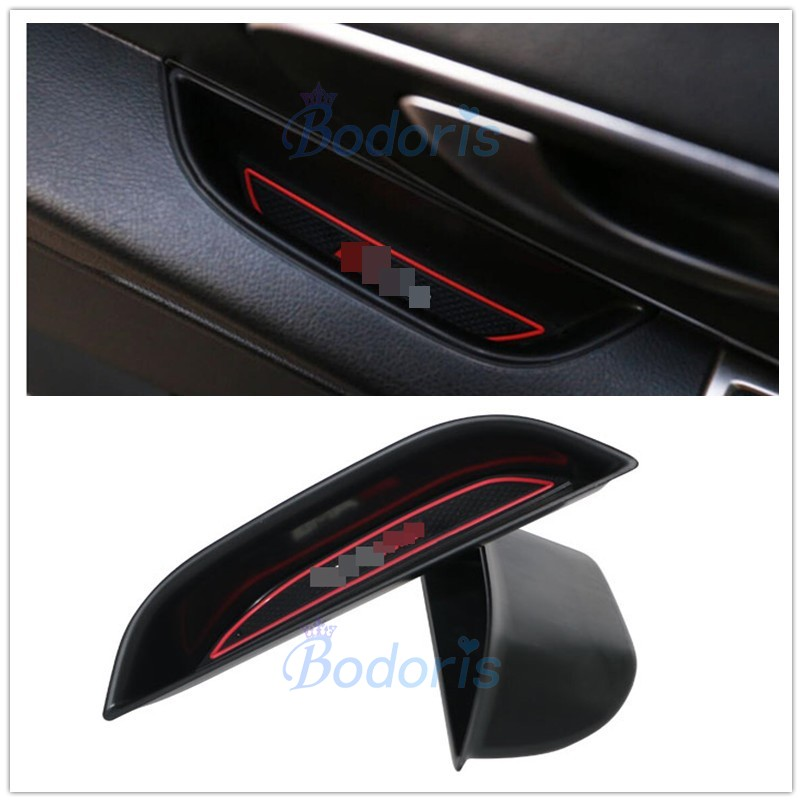 For Mercedes Benz Vito W447 V Class V260 2014-2018 Car Organizer Center Glove Armrest Storage Box Door Console Tray Accessories image