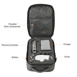 Image 3 - Draagbare Opbergtas Reizen Case Carring Schoudertas Voor Dji Mavic Mini Drone Handheld Draagtas Tas Waterdichte Case