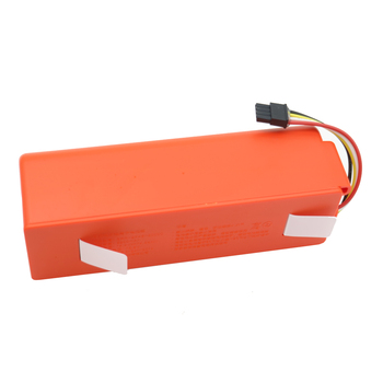 5200mAh li-ion 18650 replacement battery for xiaomi mi robot Robotics cleaner  for roborock s50 s51 T4 T6