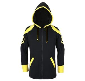 Casual Mystic Messenger 707 Extreme Saeyoung Choi Cosplay chaqueta con capucha, camisa con capucha