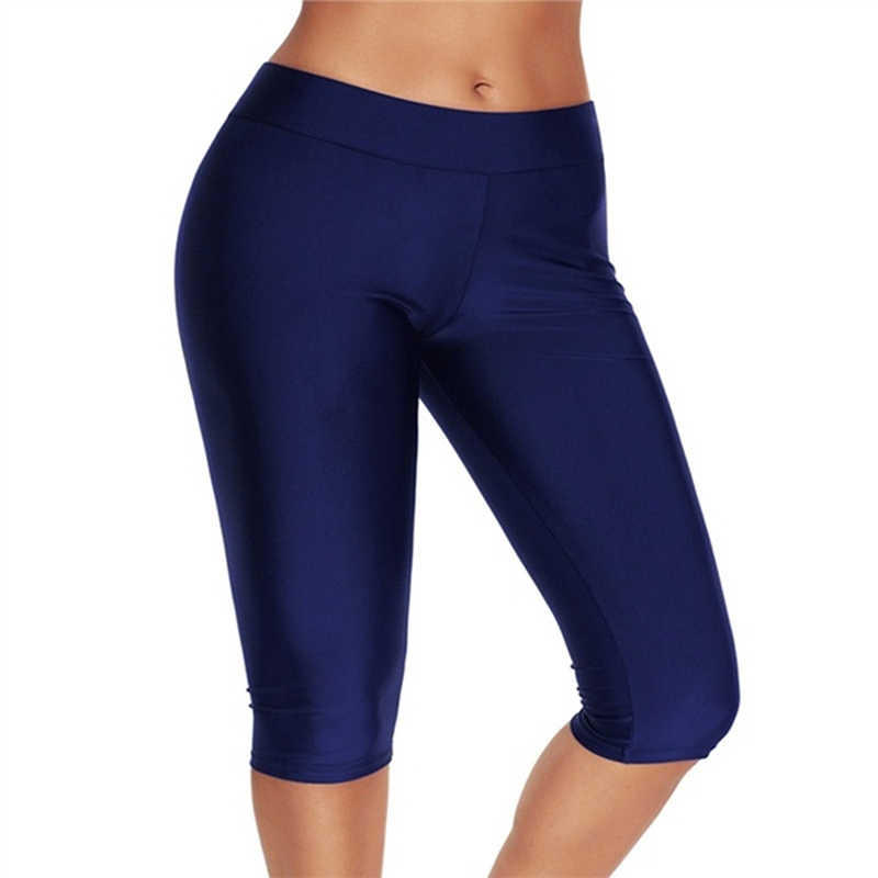 Kurze Leggings Hohe Taille Push-Up Fitness Leggings Frauen Training Leggings Training Jogging Crop Breite Bund Kurze Leggings