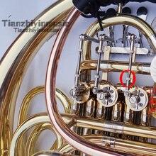 25 peças de parede para baixo flugehorn modelo de entrada \ barítono modelo de entrada parte de reparo do parafuso