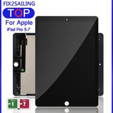 LCD For iPad Pro 9.7 A1673 A1674 A1675 LCD Display Matrix Touch Screen Digitizer Sensor Tablet PC Assembly no Home Button