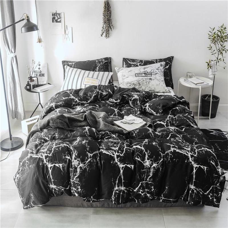 100% cotton comforter bedding set bed cover Queen King nordic duvet cover set Bedclothes Quilt Cover Pillow case Home Textile