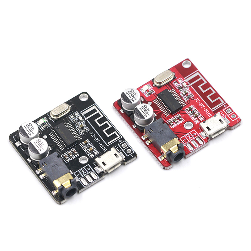 Bluetooth Audio Receiver Board Bluetooth 4.1 Mp3 Lossless Decoder Board Wireless Stereo Music Module