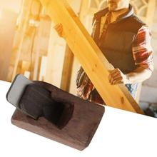 Ручные самолеты Плотницкие 70 мм/100 мм/127 мм высокоскоростная стальная эбеновая плоскость столярная Деревообработка ручной инструмент