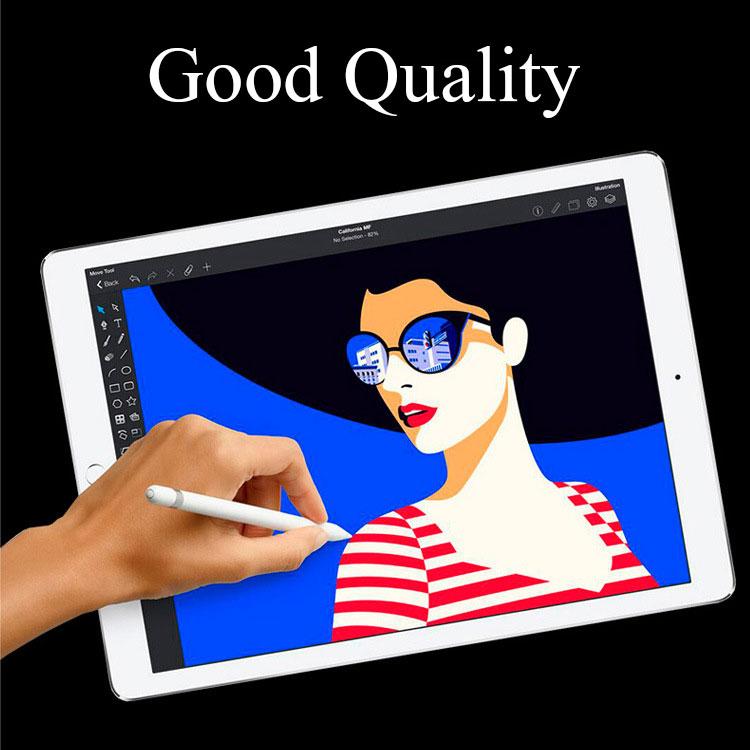 Ultra Clear Matte Anti Glare Screen Protector Protective Film For iPad 9.7 2017 2018  iPad mini 1 2 3 4 Air 1 2 Pro 10.5 11 12 (5)