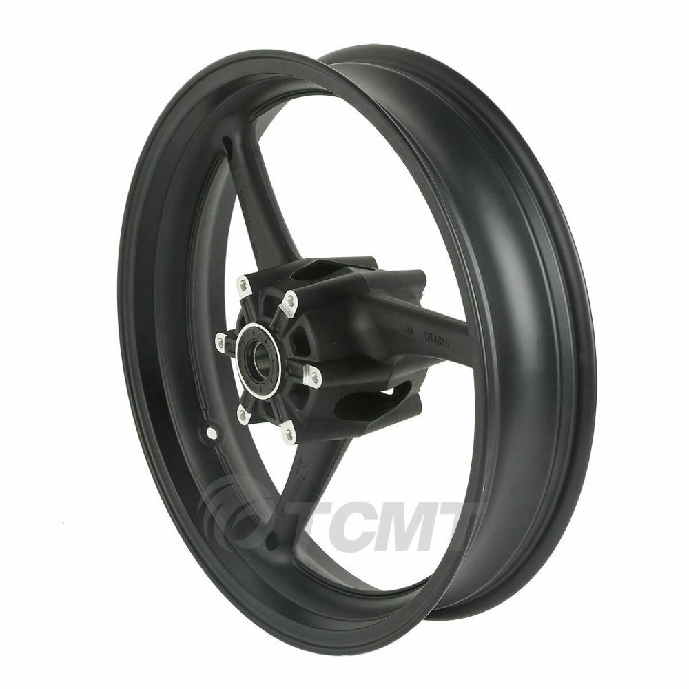 Motorcycle <font><b>Front</b></font> <font><b>Wheel</b></font> Rim Hub For <font><b>SUZUKI</b></font> <font><b>GSXR</b></font> <font><b>600</b></font> 750 2008-2010 <font><b>GSXR</b></font> 1000 2009-2011 Painted image