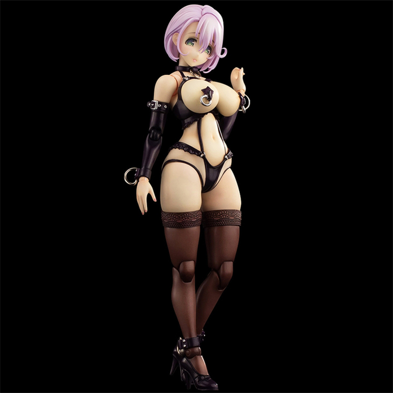 Image 2 - NATIVE SECOND AXE Type HENTAI Action Shizue Minase the SECOND AXE PVC Action Figure Anime Sexy Girl Figure Model Toys Doll Gift-in Action & Toy Figures from Toys & Hobbies