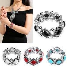 Модный браслет в богемном стиле очаровательные ювелирные изделия