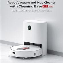 2020 novo melhor robô aspirador de pó e limpar com base de limpeza wifi app suporte alexa e google assistente