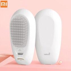 Xiaomi XinWei jonów ujemnych do pielęgnacji włosów grzebień blokada wody odżywiania włosów gładka bez statyczne szybkie Usb ładowania wysokiej czas trwania skorzystaj z