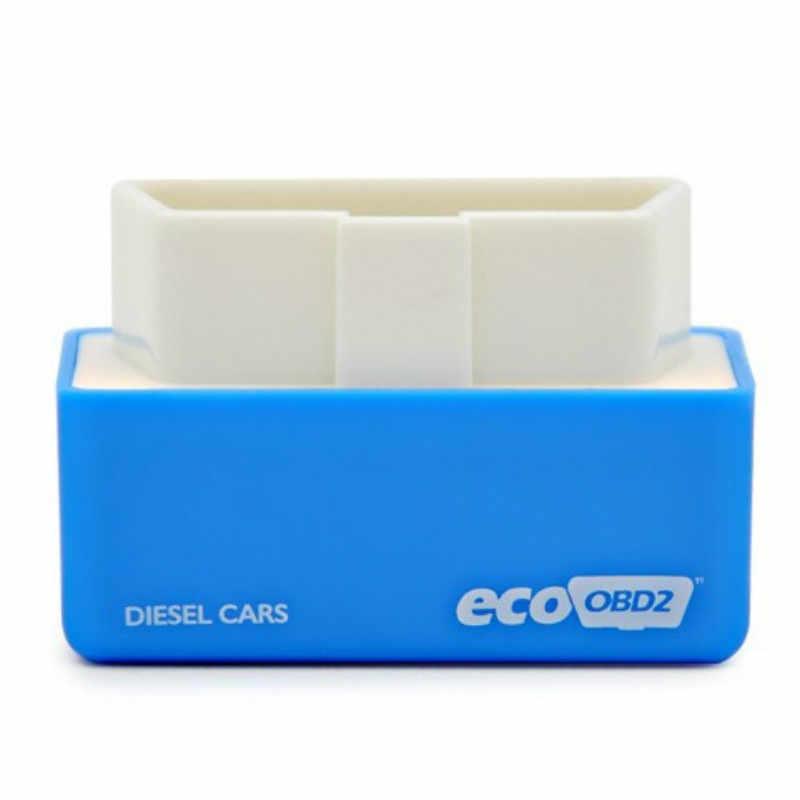 C21 ECO OBD2 OBD 2 Xe Điều Chỉnh Chip Hộp ECU Tăng Lực Economizer Xanh Dương EcoOBD2 15% Nhiên Liệu Lưu Tự Động Nhiên Liệu nền Kinh Tế