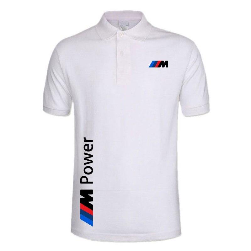 Рубашка-поло мужская с коротким рукавом, Повседневная дышащая Футболка с принтом, майка для гольфа, однотонная брендовая одежда