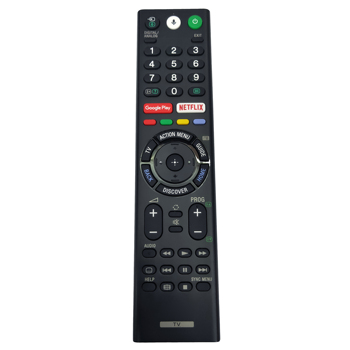 original rmf tx200u for sony voice remote control 4k hdr ultra hd android tv with google play rmf tx200b xbr 55x55ds remoto Used Original for Sony RMF-TX300P TV Remote control KD49X9000F KD43X7500E KD55X9000F KD65X9000F KD-49X9000F KD-43X7500E voice