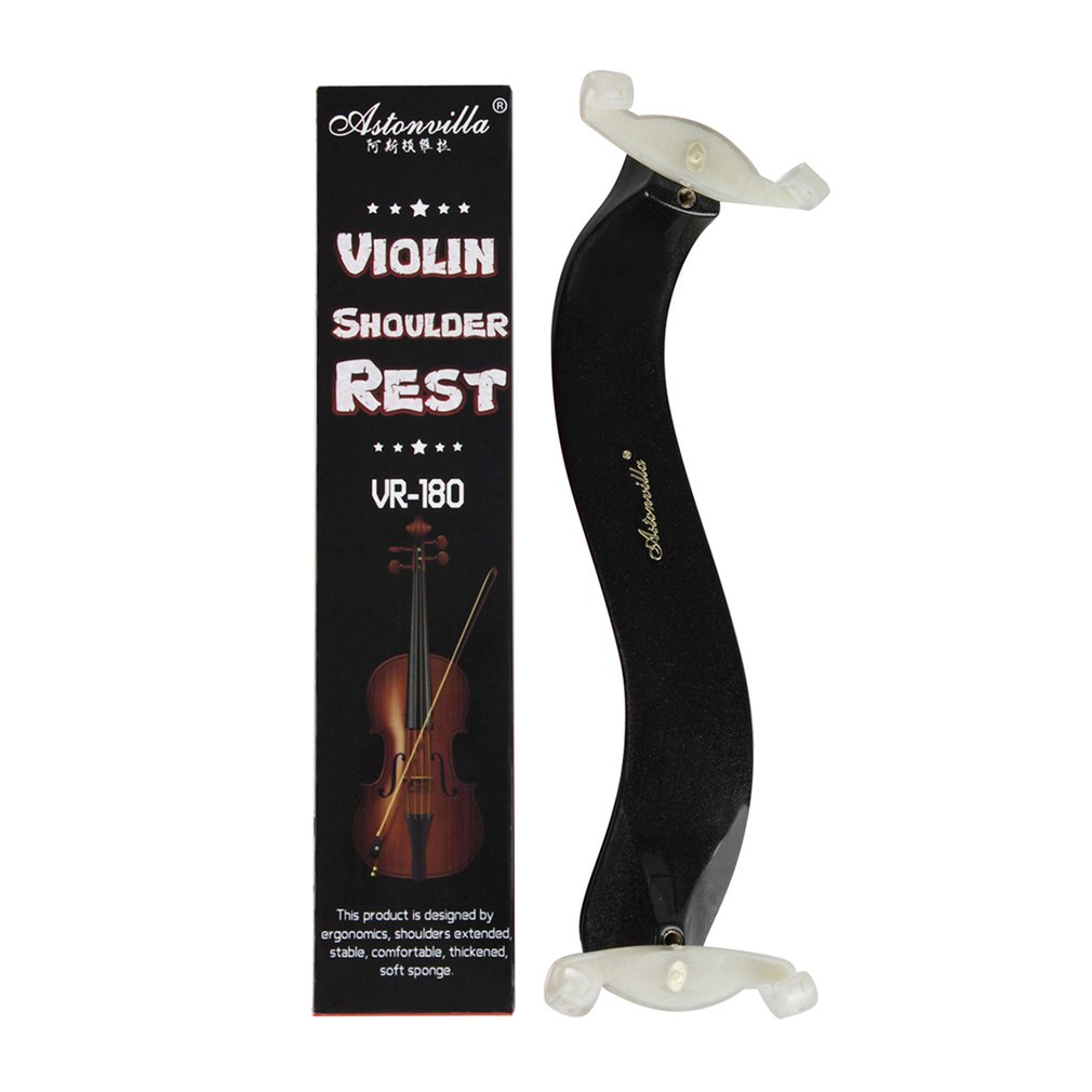 Aston Villa VR-180 Violin Shoulder (4/4.3/4) FRP Material Violin Shoulder Rest