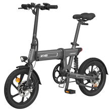 HIMO E-Bike Z16 Electric Bicycle 16 Inch Folding Power Assist Electric Bicycle Moped E-Bike 80KM Range 10AH Folding Bike Cycling