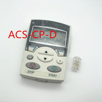 Para abb inversor acs510 e acs550 série display painel de controle do painel operação chinesa ACS-CP-D