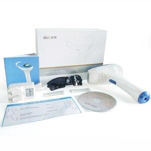 Image 5 - IPL lazer epilasyon makinesi Mlay T3 depilador bir lazer 500000 yanıp söner kalıcı epilasyon makinesi elektrikli epilatör bir lazer