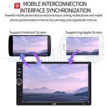 1Set Car Multimedia MP5 Player Entertainment Video Stereo Radio USB FM Touch Screen Digital Display Bluetooth Autoradio