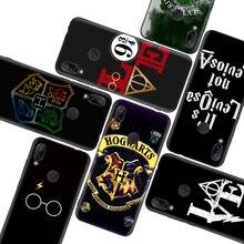Potter Love Black Case for Xiaomi Redmi