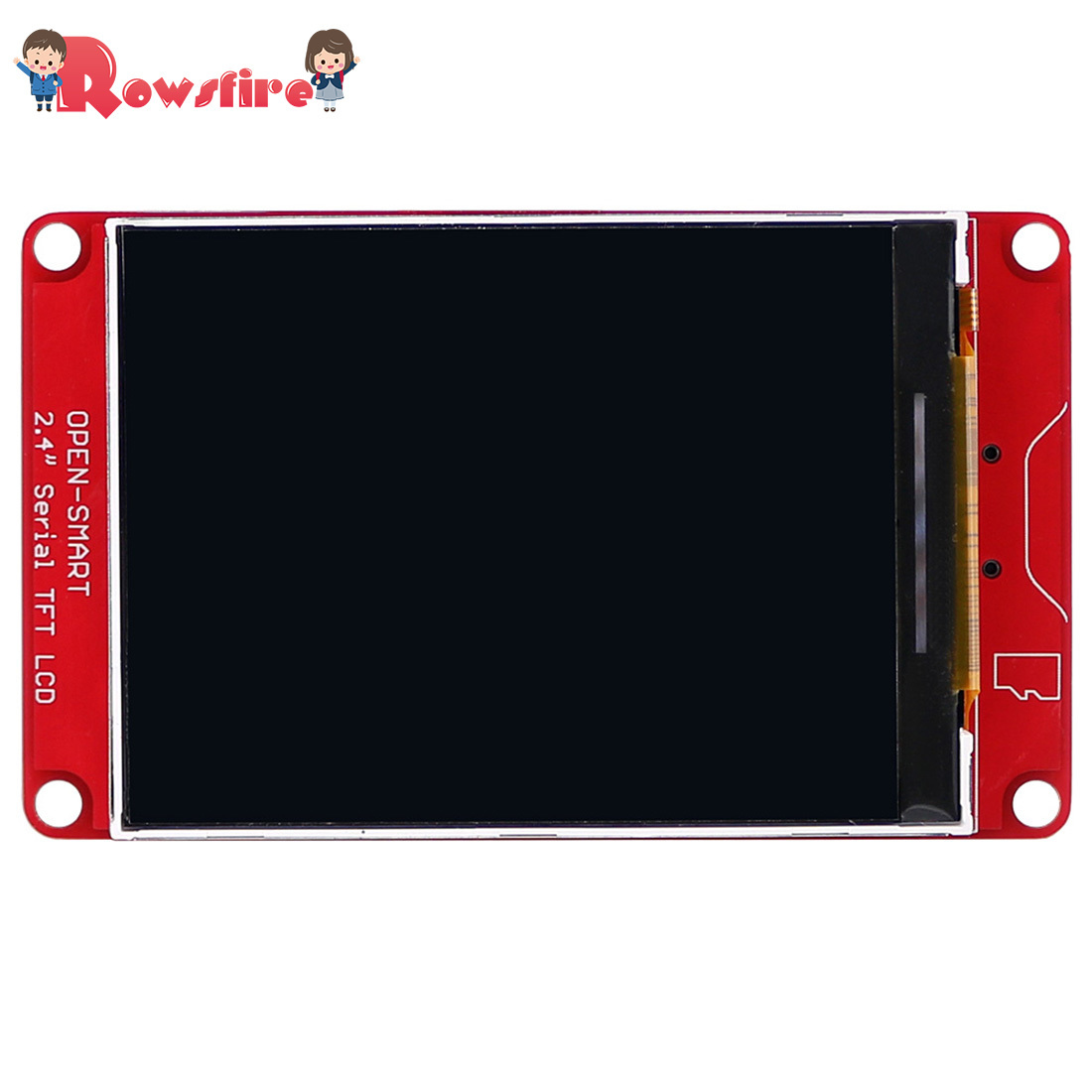 2.4 Inches UART Serial TFT LCD Expansion Shield For Arduino/ST/51/RPi