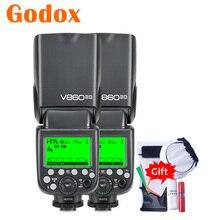 Godox V860II V860II-O 2,4G TTL HSS 1/8000 Kamera Flash Speedlite Für Olympus Panasonic DMC-G7 GF1 LX100 E-PL5 e-P5 P3 PEN-F