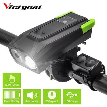 Luz inteligente de frontal da bicicleta, farol de led para bicicleta com indução de 4000mah e recarregável por usb, 800 lumen, duplo t6, lâmpada com buzina, lanterna para ciclismo 1