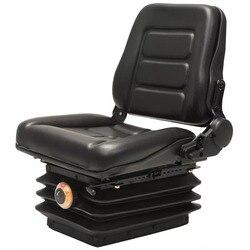 VidaXL Gabelstapler & Traktor Sitz Mit Suspension Und Verstellbare Rückenlehne Hochwertige Traktor Sitz Bequem Nützlich