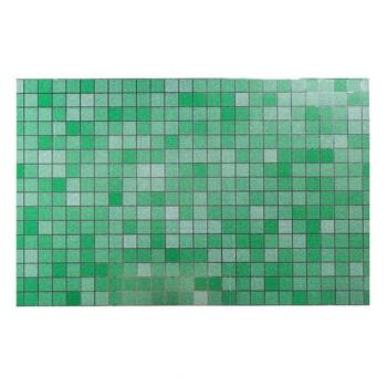 Bathroom Tiles Waterproof Wall Sticker Vinyl Mosaic Self adhesive Anti Oil Stickers DIY Wallpapers Home Decor 10