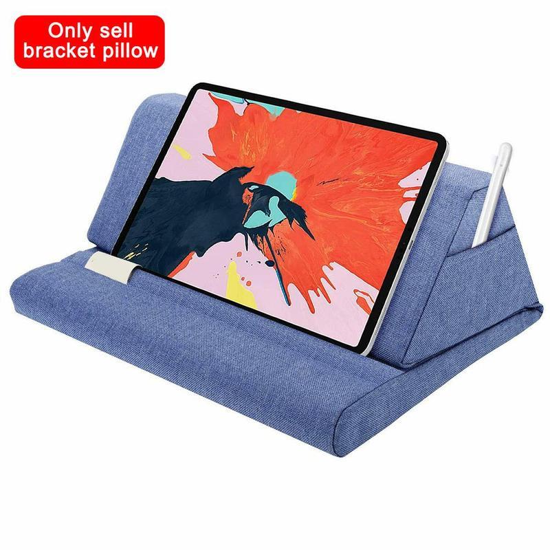 Tablet pc suporte travesseiro computador almofada de