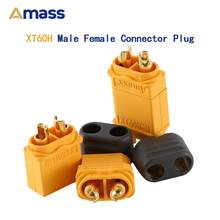 10Pairs/5Pairs AMASS XT60H XT60 Male & Femal Connector Plug for RC Lipo Battery RC Multicopter Airplane Controller