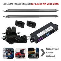 Elektryczny podnośnik tylnej klapy samochodowej specjalny do Lexus NX 2015 2016 łatwo do kontrolowania bagażnika w Klapy bagażnika i części od Samochody i motocykle na