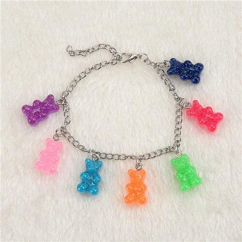 1PC Cute Multicolor Resin...