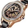 Montre Femme SUNKTA  новые часы из розового золота  женские кварцевые часы  женские роскошные Брендовые женские наручные часы  часы для девочек  пода...