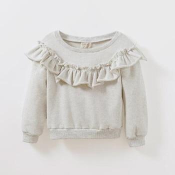 100% Cotton Long Sleeve Blouse CLOTHING SETS
