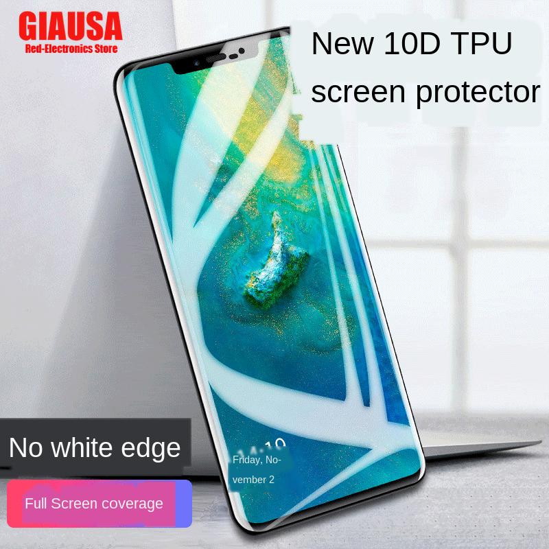 Гидрогелевая пленка для Xiaomi CC9pro 10D, пленка на весь экран для Redmi K30 HD, устойчивая к царапинам пленка для Redmi K30pro, RedmiNote8pro