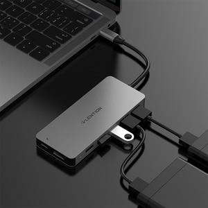 Image 4 - Lention USB רכזת רב USB 3.0 HDMI מתאם Dock עבור MacBook Pro 13.3 אביזרי USB C סוג C 3.1 ספליטר 11 יציאת USB C HUB