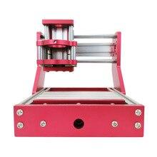 Copper and aluminum metal engraving machine/CNC engraving machine/simple engraving machine/all metal small desktop engraving