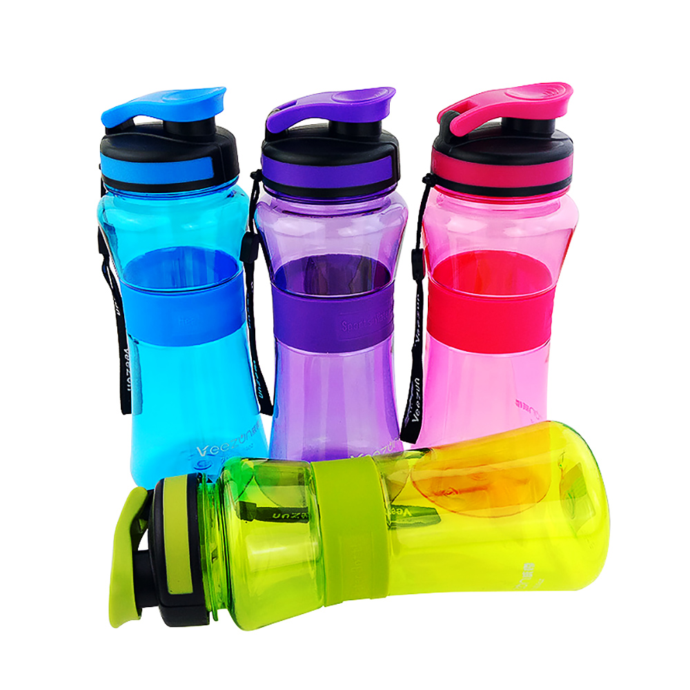 550ml 700ml Sports Water Bottle With Tea Infuser Portable Plastic Drinking Water Bottles For Hiking Bike Bicycle Cycling Camping|sports water bottle|water bottle|bottles for - AliExpress